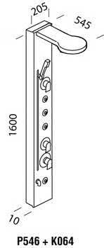 Dimensioni-Colonna-Teuco-P546