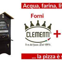 Forni Clementi: il modello a legna Smart da esterno