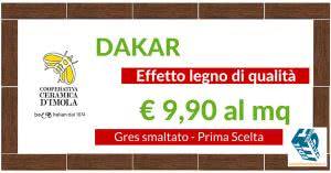 Gres effetto legno di Imola Ceramica: qualità/prezzo ineguagliabile