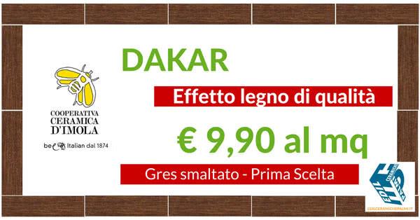 Gres effetto legno Imola Ceramica a 9,90 €/mq - qualità e prezzo!